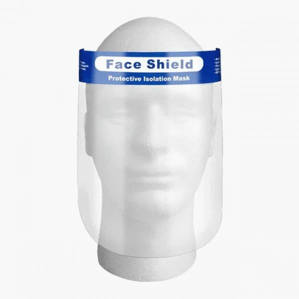 Medical Face Shields [5 pcs pack]